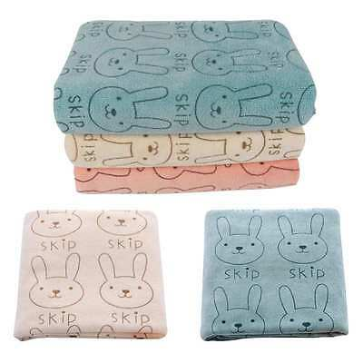 Kid Infant Baby Washcloth Bath Towel Newborn Bathing Beach Feeding Wipe Cloth