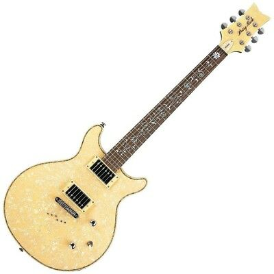 Daisy Rock Venus Guitar, Vintage Ivory Pearl. Shipping Included