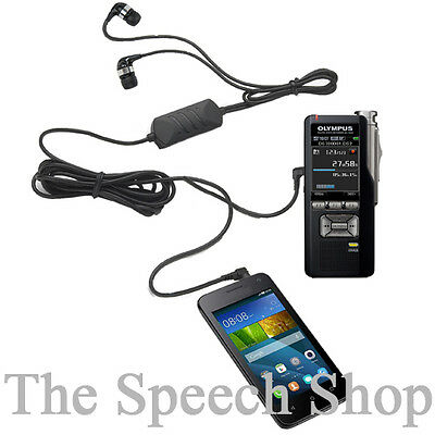 Speak-IT Smartphone & iPhone Recording Adapter ***FREE UK DELIVERY***