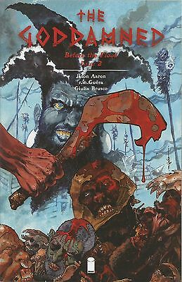 THE GODDAMNED-Before the flood #2 USA comics english IMAGE near mint