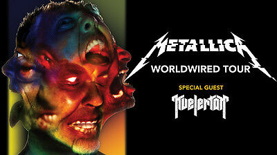 Biglietto Concerto Metallica Ticket Italy 12/02/2018 Vip Package Unforgiven