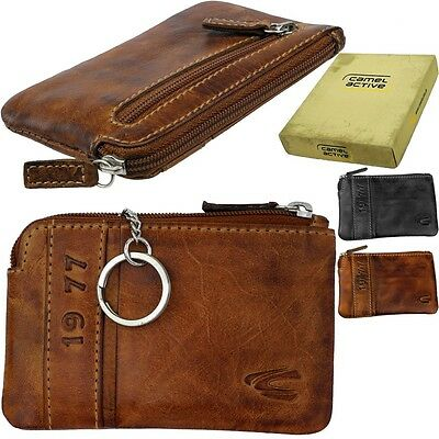 Camel Active Vintage Key Case Pouch Key Wallet Key Exchange