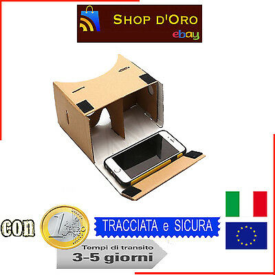 Google cardboard per iphone android 4-6 smartphone 10203