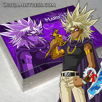 Yu-Gi-Oh! Custom Anime Orica - MARIK ISHTAR'S DECK - 60 Card Set