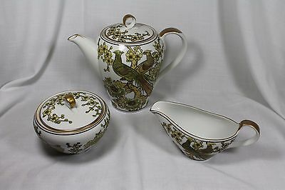 Gold Imari, Hand Painted Japanese Porcelain Tea Set 1959-1984