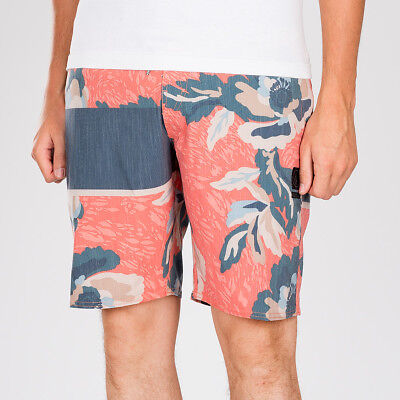 Volcom 3 Quarta Stoney 19 Boardshort Papaya