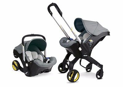 Doona Infant 2 in 1 Car Seat and Pushchair - Storm Grey