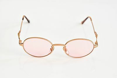 Gianni Versace Sunglasses Mod. H84 Col. 13M Rose 49-18-140 Made in Italy