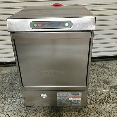 Under Counter Dishwasher Hobart LXIH #6645 Commercial Dish Washing Machine NSF