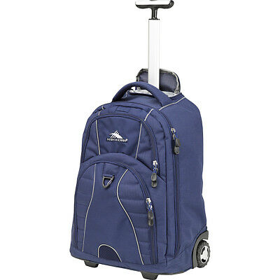 High Sierra Freewheel Rolling Backpack 9 Colors