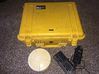 TRIMBLE 5800 GPS RECEIVER bluetooth rtk 450-470 mhz or vrs w/ case, battery
