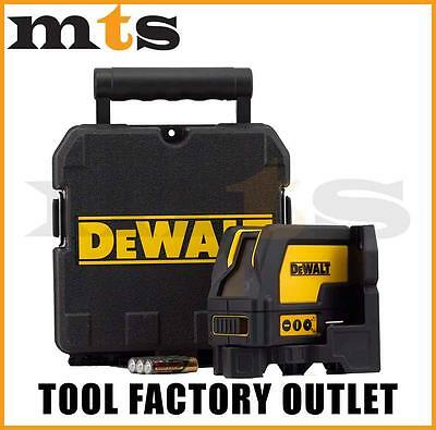 Dewalt Dw0822 Self Leveling Cross Line & Plumb Laser Like Dw088 With Plumb Line
