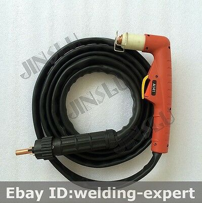 A141 15ft 5 Meters Length 140A HF Pilot Arc OEM Trafimet Plasma Hand Torch