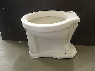 Antique Toilet, Wall Mount Tank with Lid - Complete Unit, VGC