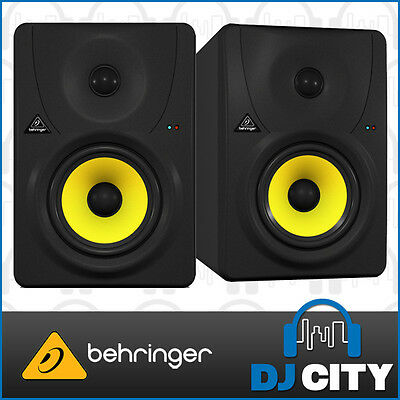 Behringer B1030A Studio Recording Speakers 5-Inch Reference Monitor Pair - NEW