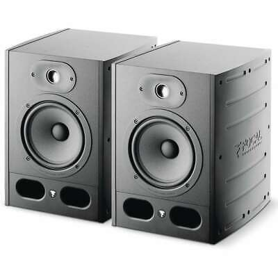 "Focal Alpha 65 Professional 6.5"" Powered Near Field Studio Monitors (Pair)"