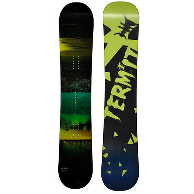 New ARIA WOMENS ACCENT SNOWBOARD GREEN 151CM