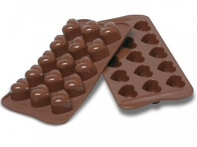 NY Cake Silicone Mini Hearts 15 Cavities. Free Delivery
