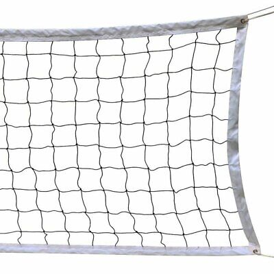 Beach Volleyball Net Outdoor Sport Playing Backyard Garden Classic Game Mesh New