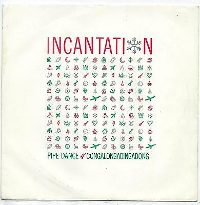 "Incantation - Pipe Dance - 7"" Single"
