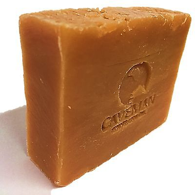 Original Handcrafted Beard and Body Soap by Caveman® (Orange Bourbon)