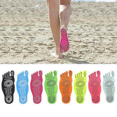 2017 Naked Foot Fit NAKEFIT For Summer Stick On Soles Flexible Feet Protection