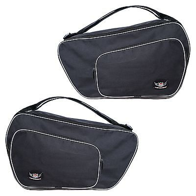 Pannier liner bags inner bags for MOTO GUZZI NORGE 1200 latest panniers