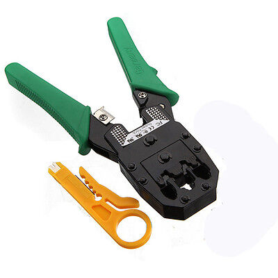 1Pcs Crimping Pliers Crimper Multitool Stripper Knife Cable Cutters Tools