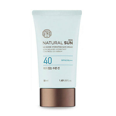 [The Face Shop] (Sample)Natural Sun Eco Sebum Control Moisture Sun SPF40+/PA+++