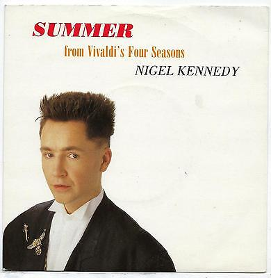 "Nigel Kennedy - Summer - 7"" Single"