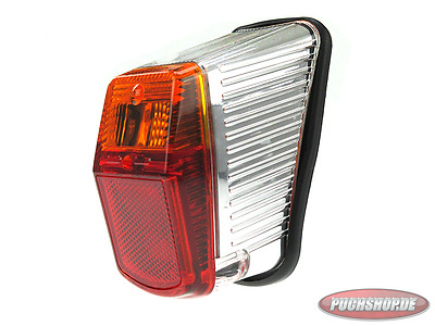 Rücklicht Puch DS50 / DS50R ab '67, M50, VZ,......Taillight Mofa Moped