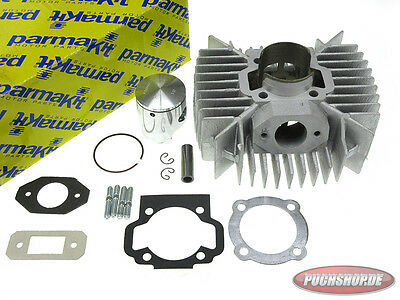 Parmakit 74ccm Zylinder (47mm) Puch Maxi Mofa Moped 74cc Cylinder Top Race