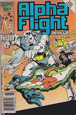 Lot Of 4 Alpha Flight John Carter Reader Comics Lot S-1