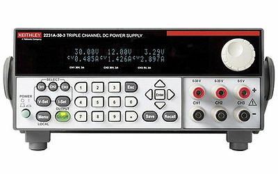 Keithley 2231A-30-3 DC Power Supply