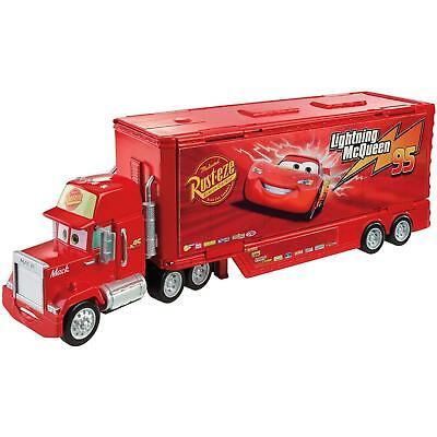 NEW Disney Pixar Cars Mack Action Drivers Playset 2-in-1 Vehicle Accessory Set