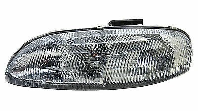 For 1995 1999 Chevrolet Lumina 2001 Monte Carlo Lh Driver Side Headlight