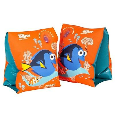 Zoggs Child / Kids Finding Dory Swimbands / Arm Bands / Swimming Aid - Dory