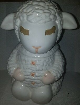 1987 Dayton Hudson Sheep Cookie Jar