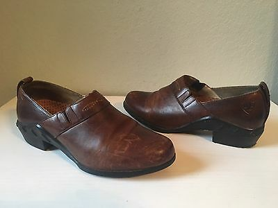 Ariat Brown  Leather Loafers Womens Size 8M