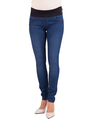 NEW LOOK Under Bump Maternity Jeggings. Petite, Long & Plus Size Pregnancy Jeans
