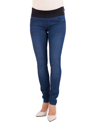 65ce742a07271 NEW LOOK Under Bump Maternity Jeggings. Stretchy Slim Fit Pregnancy Jeans