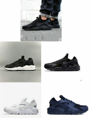 Mens Air Huaraches style Run Ultra / BR Running Shoes Trainers Sneakers Triple