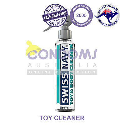 Swiss Navy Toy and Body Cleaner Adult Sex Toys Cleaner