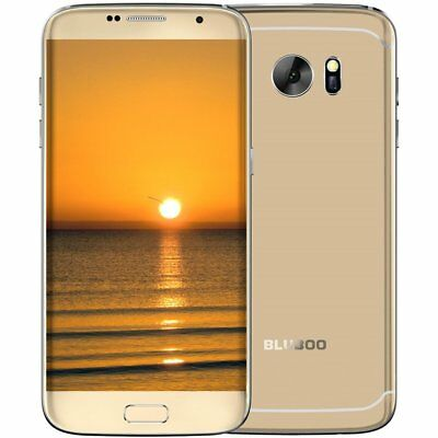 """16GB 5,5"""" Bluboo Edge 13MP 4G Quad Core Android 6.0 Smartphone Handy Touch ID ME"""