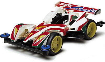 TAMIYA 19423 Mini 4WD Racer 1/32 Buster Sonic Super TZ Chassis MODEL RACE CAR