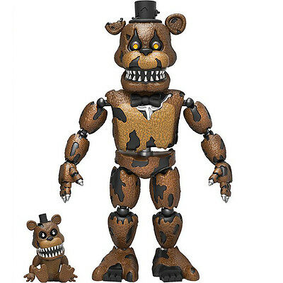 FUNKO ACTION FIGURE Five Nights At Freddy's Freddy Nightmare Nightmarionne 5""
