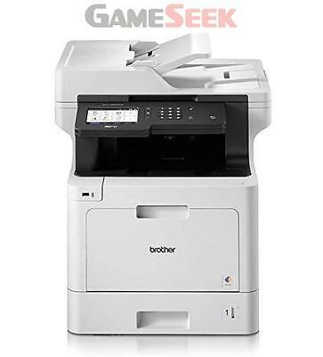 Brother Mfc-L8900Cdw All-In-One Professional Colour Laser Printer Brand New