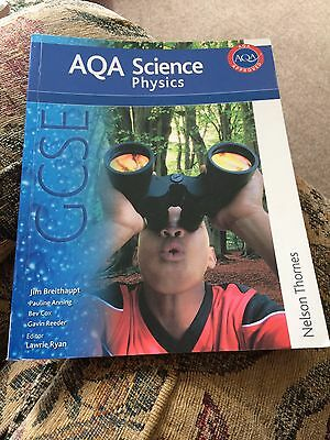 Aqa GCSE Science Physics Textbook Pauline Anning