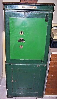 101 years old Unique Antique Fabulous safe F.Wertheim & Comp. from Wien 1916