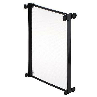 Tropical Aquarium Fish Tank Plastic Divider Fish Separating Partition w/ Suction